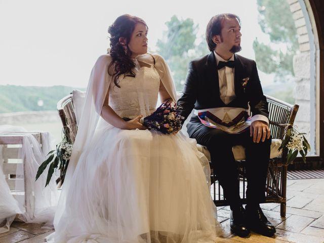 La boda de David y Andrea en Rubio, Barcelona 54