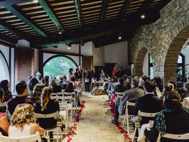 La boda de David y Andrea en Rubio, Barcelona 55