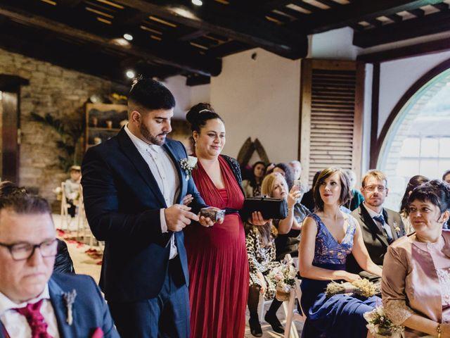 La boda de David y Andrea en Rubio, Barcelona 56