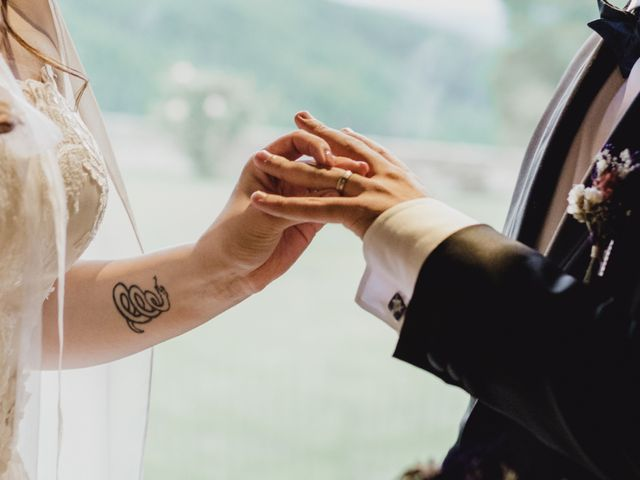 La boda de David y Andrea en Rubio, Barcelona 57