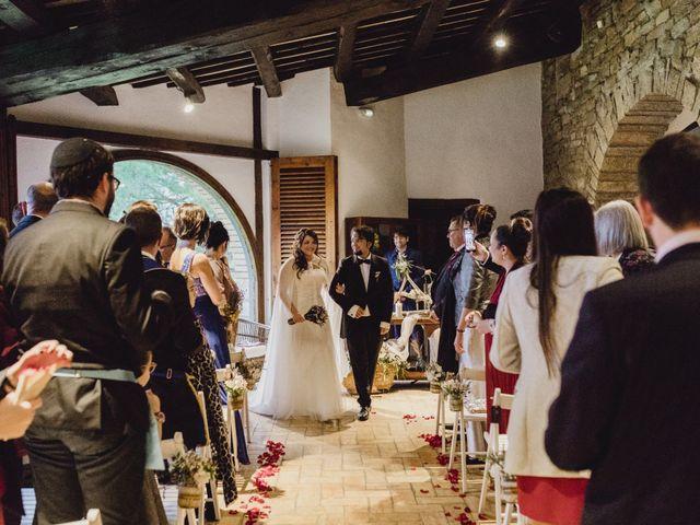La boda de David y Andrea en Rubio, Barcelona 62