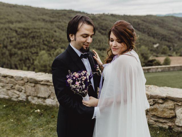 La boda de David y Andrea en Rubio, Barcelona 63