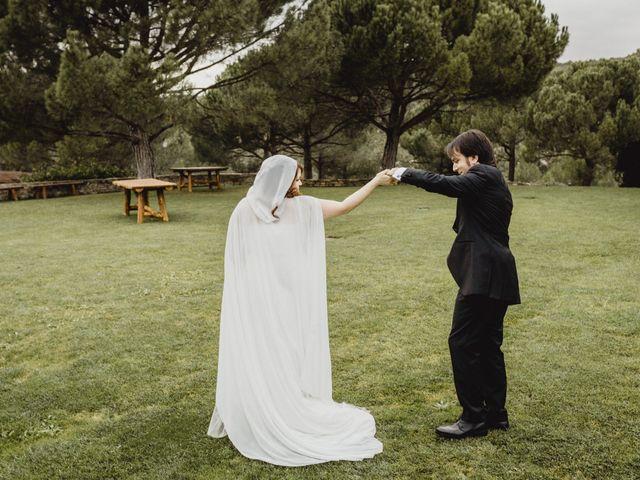 La boda de David y Andrea en Rubio, Barcelona 66