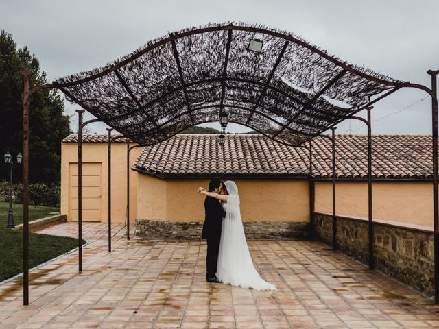 La boda de David y Andrea en Rubio, Barcelona 2