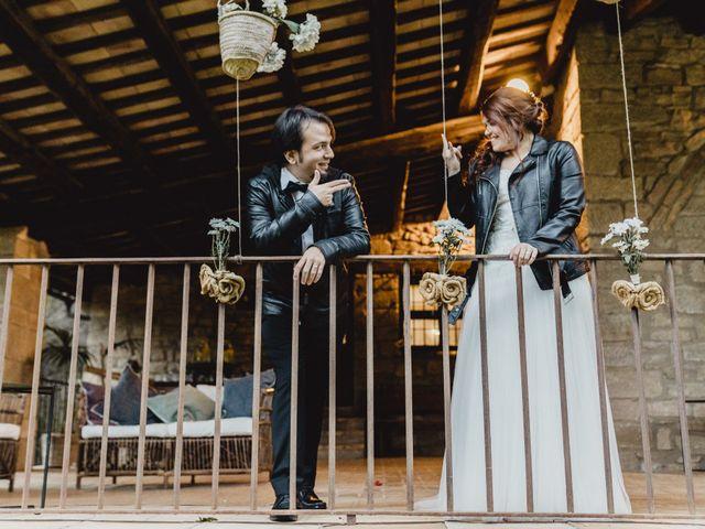 La boda de David y Andrea en Rubio, Barcelona 73