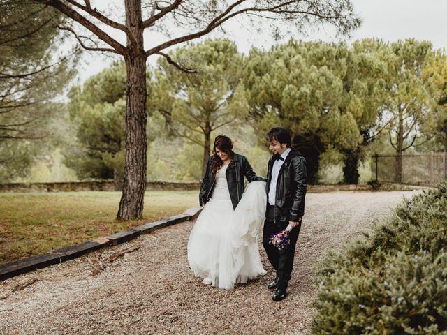La boda de David y Andrea en Rubio, Barcelona 74
