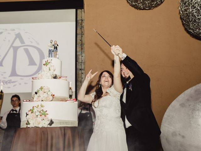 La boda de David y Andrea en Rubio, Barcelona 95