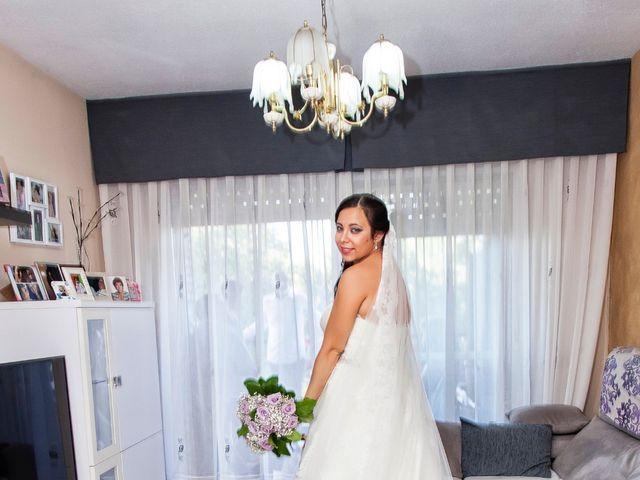La boda de Samuel y Noelia en Leganés, Madrid 8