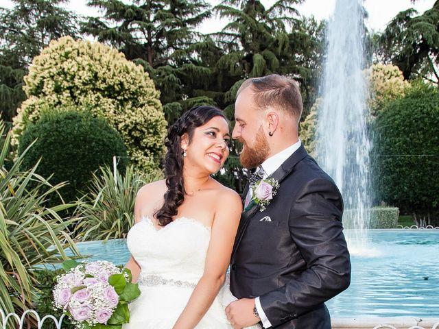 La boda de Samuel y Noelia en Leganés, Madrid 14