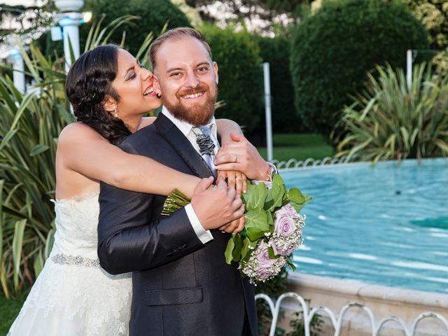 La boda de Samuel y Noelia en Leganés, Madrid 1