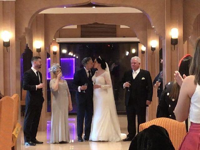 La boda de Sebas y Horten en Albolote, Granada 2