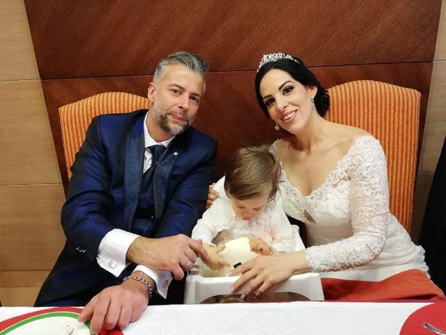 La boda de Horten y Sebas