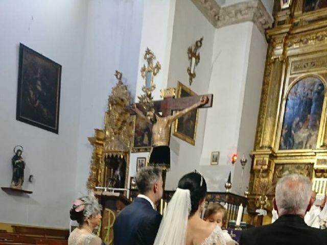 La boda de Sebas y Horten en Albolote, Granada 6