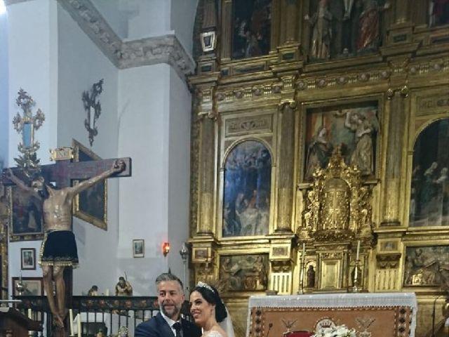 La boda de Sebas y Horten en Albolote, Granada 7