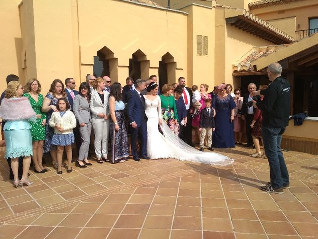 La boda de Sebas y Horten en Albolote, Granada 10