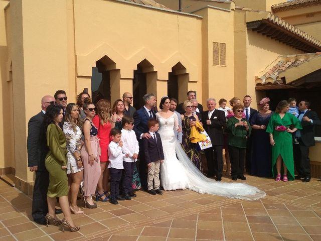La boda de Sebas y Horten en Albolote, Granada 11