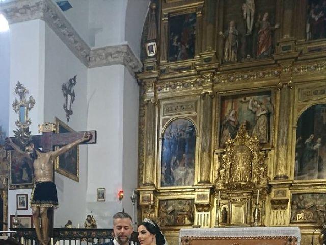 La boda de Sebas y Horten en Albolote, Granada 16