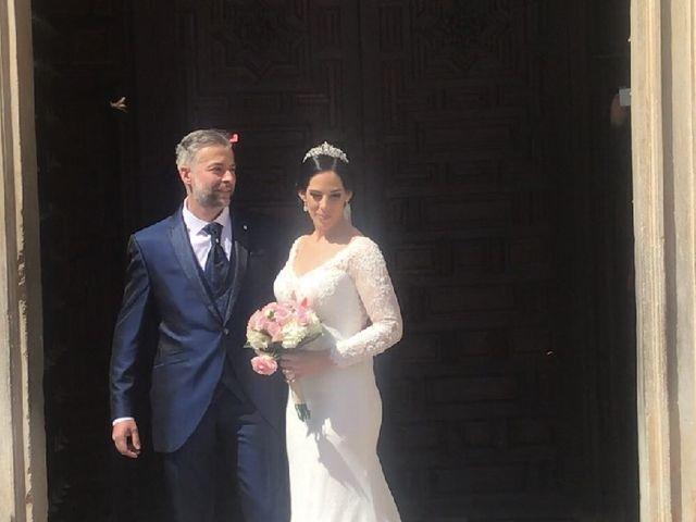 La boda de Sebas y Horten en Albolote, Granada 27