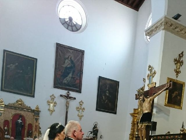 La boda de Sebas y Horten en Albolote, Granada 30