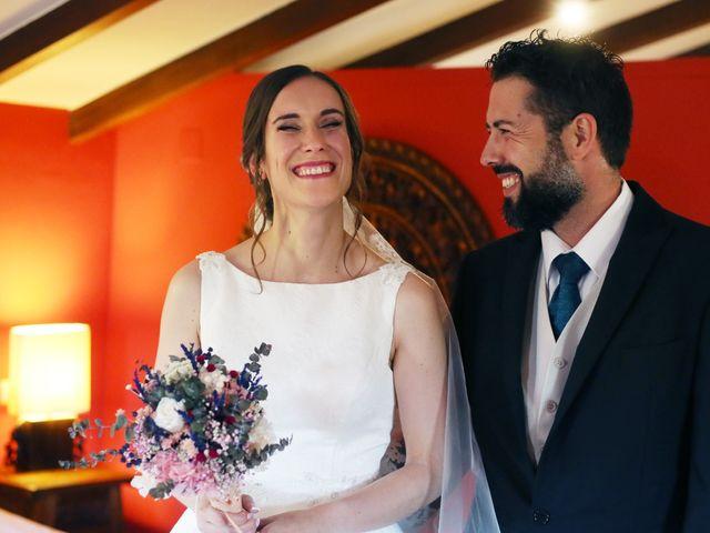 La boda de Acis y Laura en Segorbe, Castellón 11