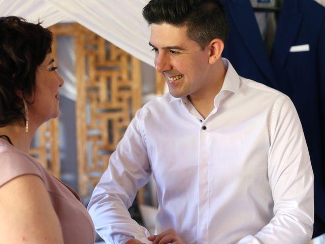 La boda de Acis y Laura en Segorbe, Castellón 15