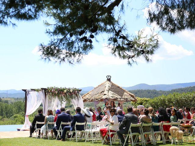 La boda de Acis y Laura en Segorbe, Castellón 21