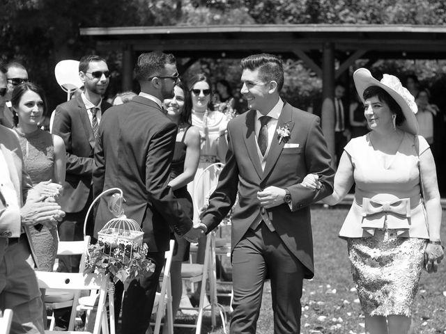 La boda de Acis y Laura en Segorbe, Castellón 22
