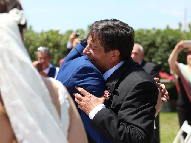 La boda de Acis y Laura en Segorbe, Castellón 25