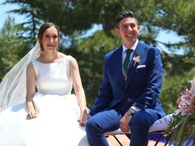 La boda de Acis y Laura en Segorbe, Castellón 27