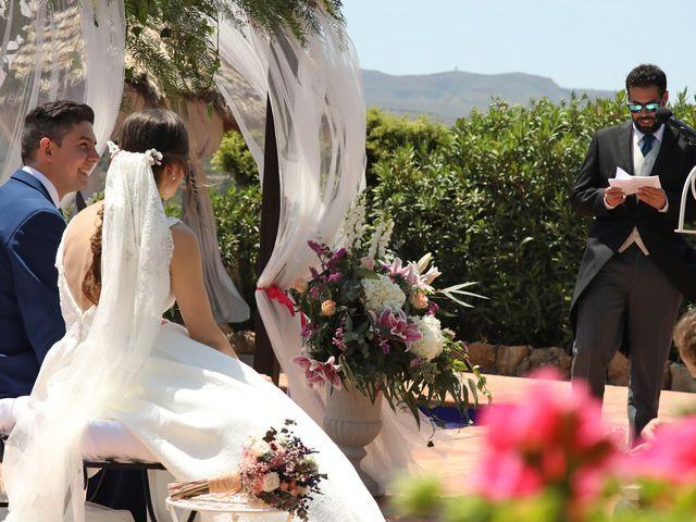 La boda de Acis y Laura en Segorbe, Castellón 30