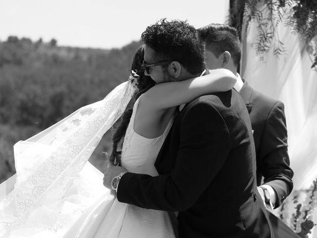 La boda de Acis y Laura en Segorbe, Castellón 31