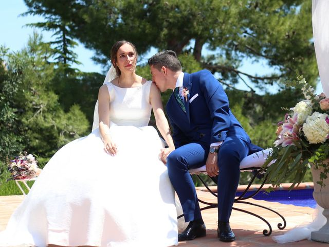 La boda de Acis y Laura en Segorbe, Castellón 32