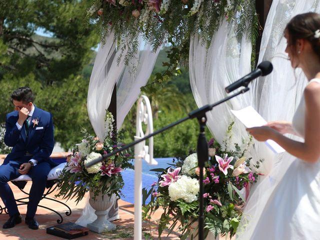 La boda de Acis y Laura en Segorbe, Castellón 37