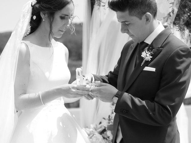 La boda de Acis y Laura en Segorbe, Castellón 38