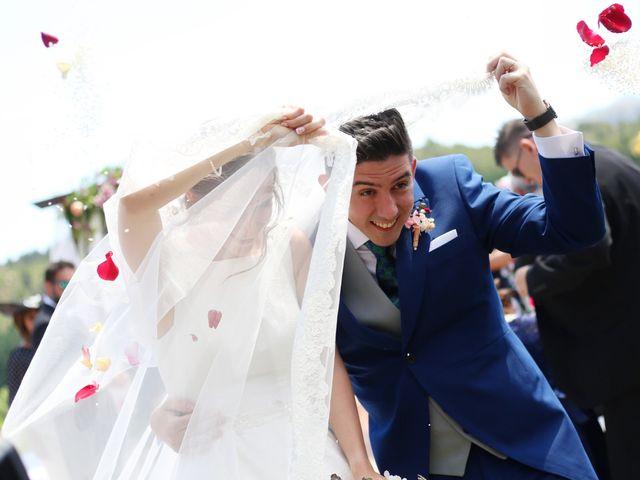 La boda de Acis y Laura en Segorbe, Castellón 41