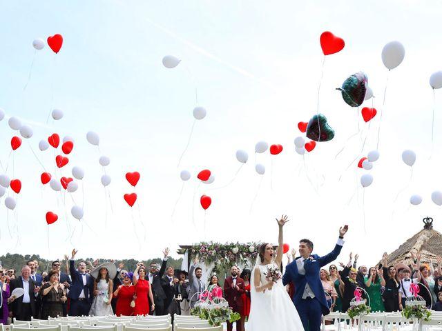 La boda de Acis y Laura en Segorbe, Castellón 47