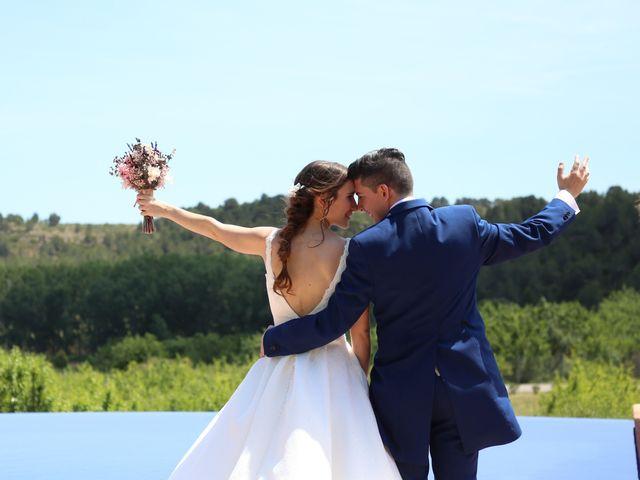 La boda de Acis y Laura en Segorbe, Castellón 1
