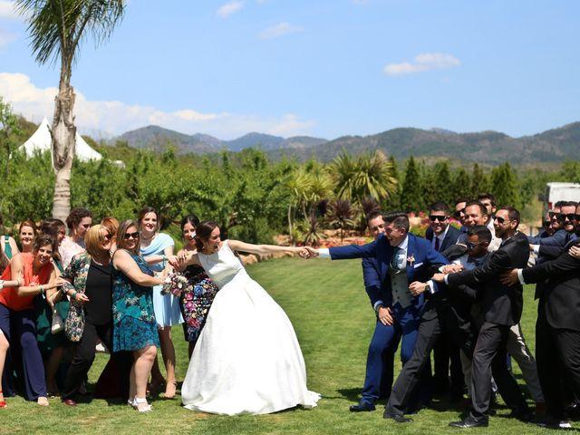 La boda de Acis y Laura en Segorbe, Castellón 54