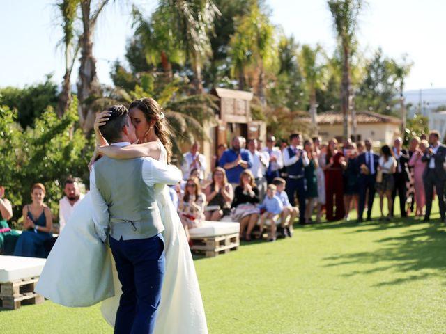 La boda de Acis y Laura en Segorbe, Castellón 65