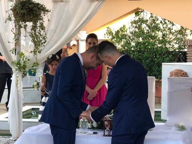 La boda de Pedro manuel y Alvaro en Huetor Vega, Granada 5