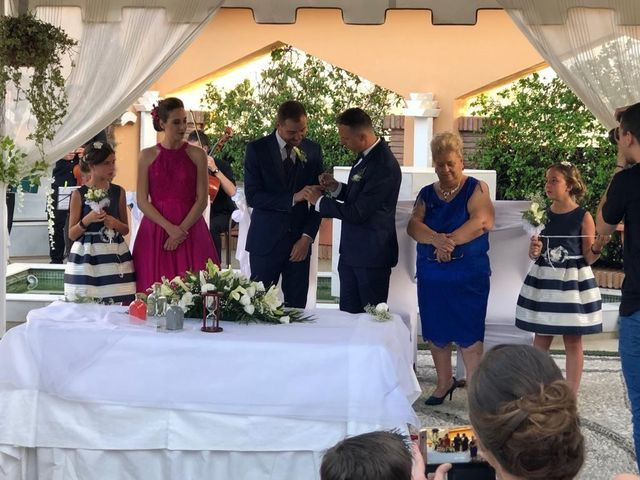 La boda de Alvaro y Pedro manuel