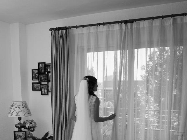 La boda de Manuel y Fátima en Torrejón De Ardoz, Madrid 4