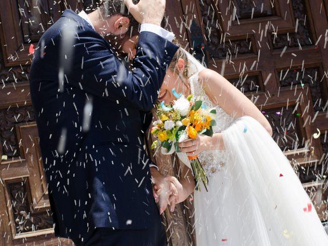 La boda de Manuel y Fátima en Torrejón De Ardoz, Madrid 1