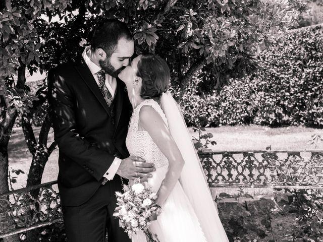 La boda de Manuel y Fátima en Torrejón De Ardoz, Madrid 2