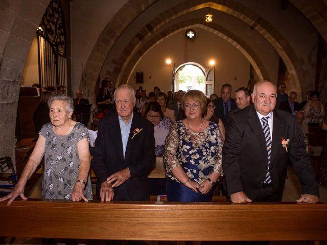 La boda de Marc y Lídia en La Selva Del Camp, Tarragona 2
