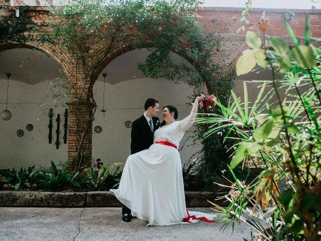 La boda de Marc y Lídia en La Selva Del Camp, Tarragona 7
