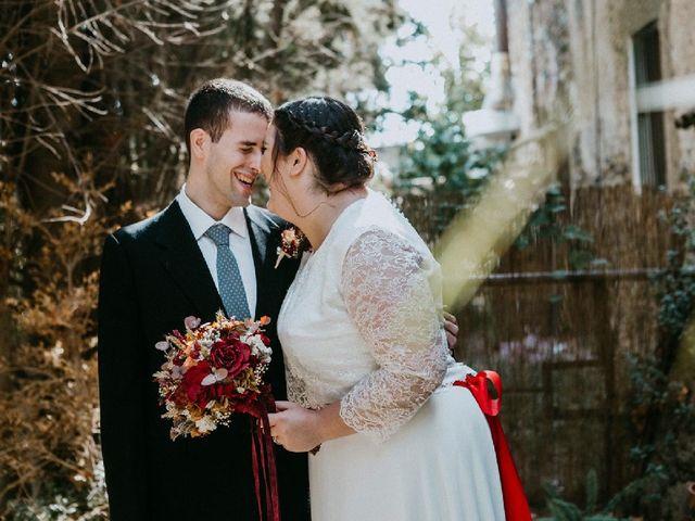 La boda de Marc y Lídia en La Selva Del Camp, Tarragona 9