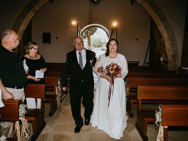 La boda de Marc y Lídia en La Selva Del Camp, Tarragona 10