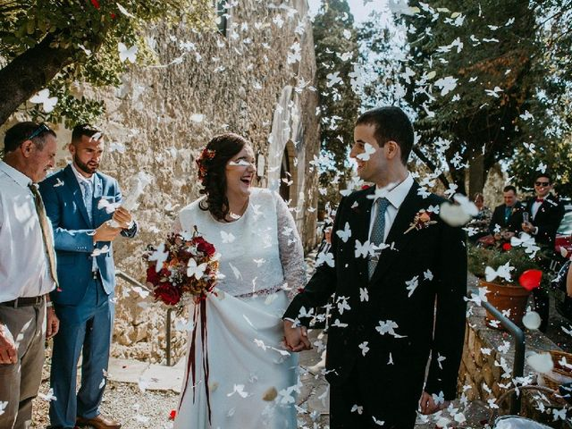 La boda de Lídia y Marc