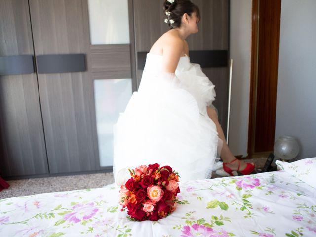 La boda de Sergio y África en Entrena, La Rioja 14